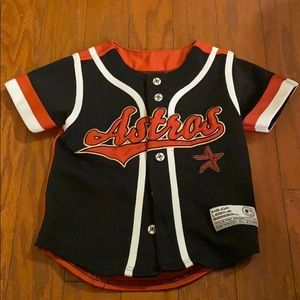 Vintage Astros Shirt (baby 2T)